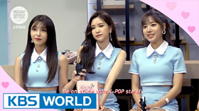 [2017 K-Pop World Festival in Changwon] Message from Apink 관련 이미지